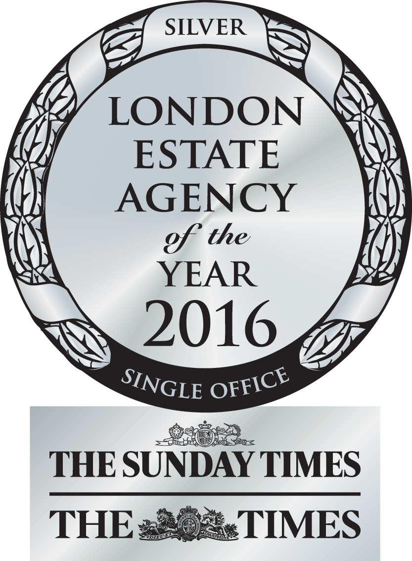 London Estate agency of the year 2016