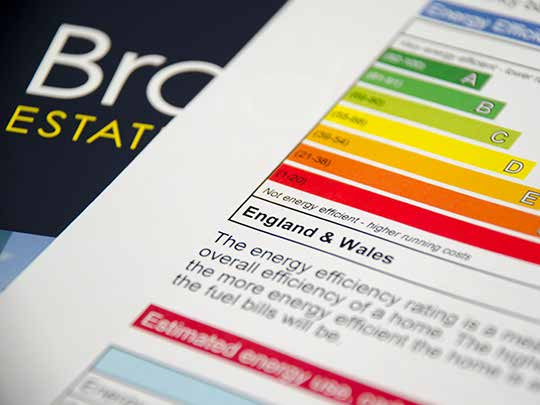 The Energy Performance of Buildings (England & Wales) Regulations 2012.