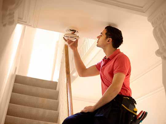 Smoke Alarm & Carbon Monoxide Alarm (England) Regulations 2015